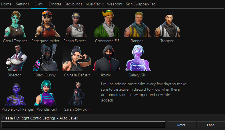 Fortnite Skin Changer | Aquatic Swapper Download