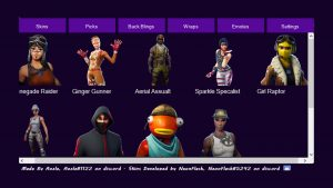 Fortnite Skin Changer | Lucid Swapper Download - BRSkins