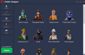 Fortnite Skin Changer | Zeloite Swapper Download