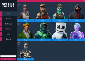 Fortnite Skin Changer | Skin Swapper Download